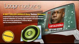 Deep Techno Samples - A Guy Called Gerald Deep Techno Sessions