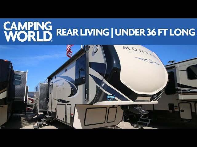 2018 Montana High Country 305RL | 5th Wheel - RV Review: Camping World