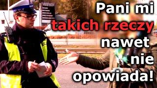 Czego nie mówić policjantom drogówki? - Na Drogach