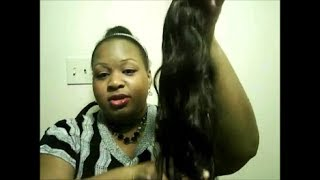 Mr. Indian Hair Initial Review