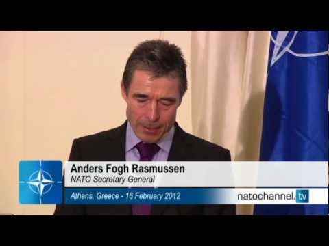 NATO Secretary General - Joint press conference w/ Minister Foreign Affairs of Greece