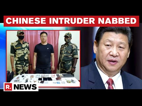 BSF Nabs Chinese