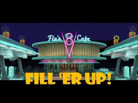 Fill 'er up! - Cars: Radiator Springs Adventures part 2 |