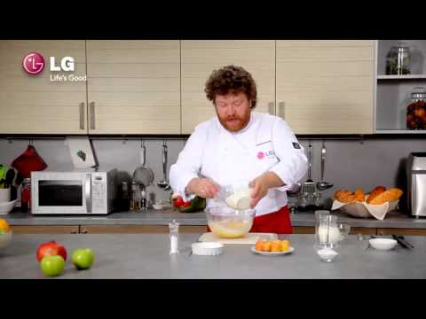 Рецепт от Алексея Зимина Лёгкий пирог с абрикосами