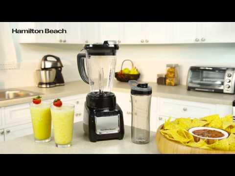 Hamilton Beach MultiBlend Blender 53517