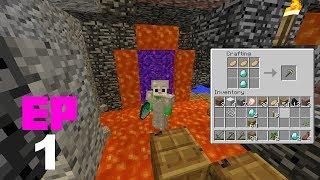 Minecraft maldito (Cursed minecraft) - EP 1