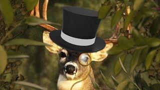 Серёжа, благородный олень или самый необычный рогалик // Moon Hunters