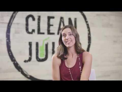 Jeff & Jamie's Clean Juice Story | Small Business Series