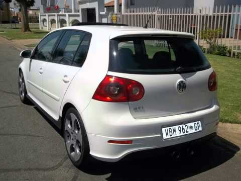 2006 volkswagen golf 5 2 0gti fsi dsg auto for sale on auto trader south africa youtube. Black Bedroom Furniture Sets. Home Design Ideas