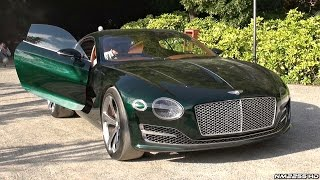 2015 Bentley EXP 10 Speed 6 Lovely Sound - Start Up, Revs & Driving