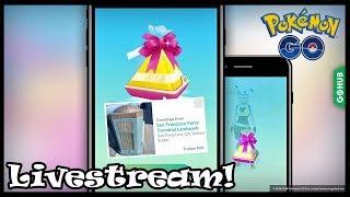 ULTRA FREUNDE absahnen - direkt von Level 30 auf 32! Livestream! Pokémon GO!
