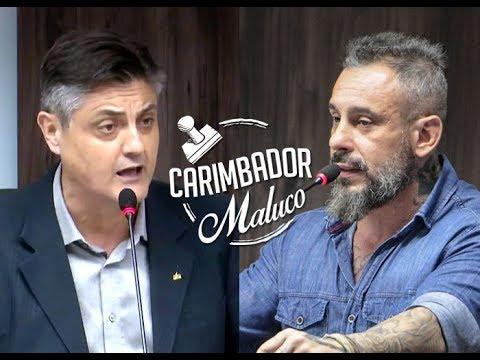 Nilson Probst e Gabriel Castanheira batem boca no plenário