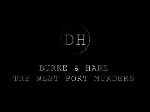 Burke & Hare: The West Port Murders