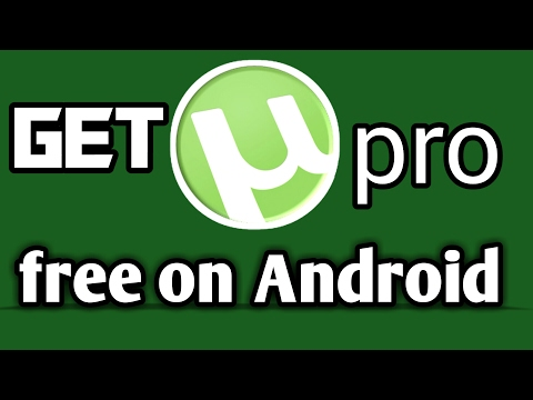 Utorrent Pro - Download Full Crack Free For Any Android Device