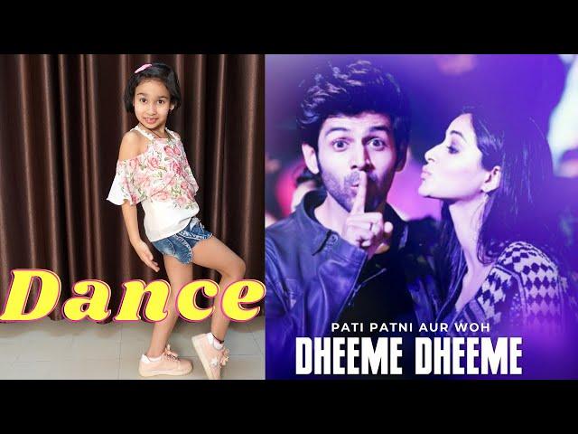 Dheeme Dheeme easy dance steps / #LearnWithPari
