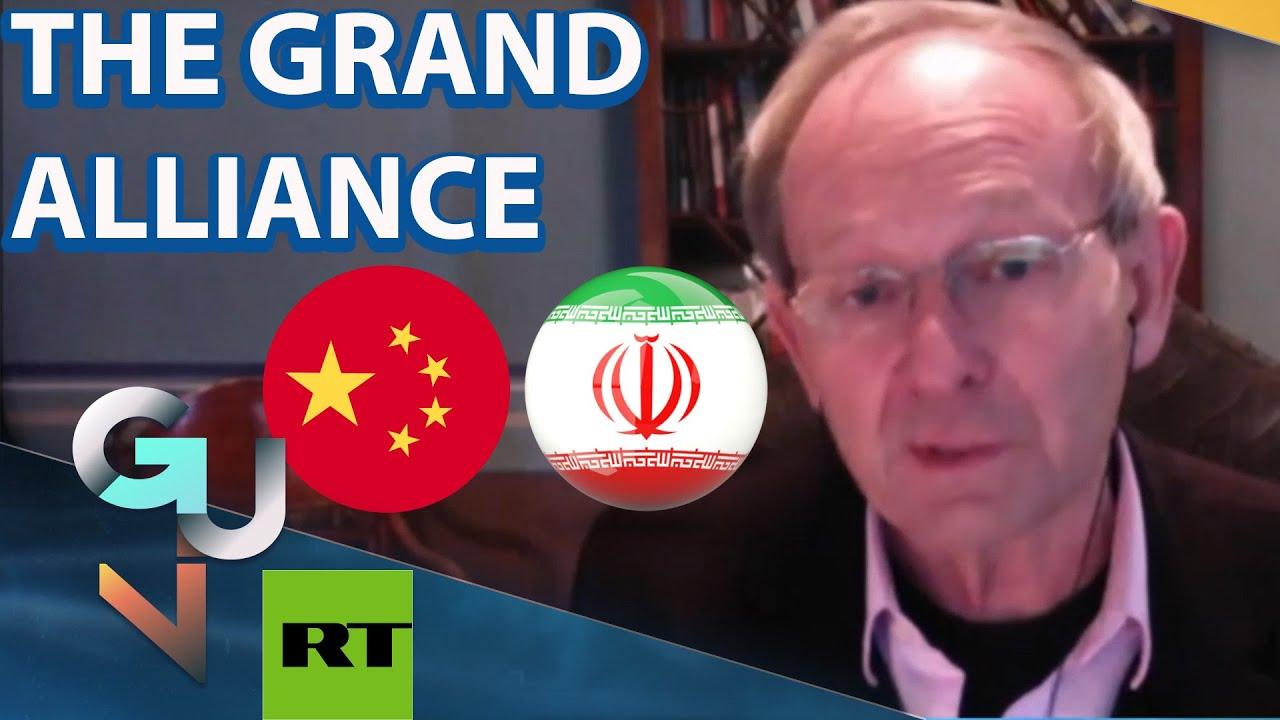 Ex-MI6 Agent on Iran🇮🇷-China🇨🇳 $400 Billion Deal, Israel vs Iran, Failed Regime Change in Syria