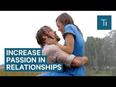 How To Keep The Passion Alive In Your Relationship