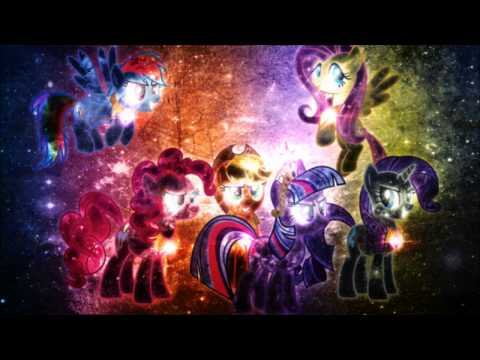My Little Pony: Silent for Life (YnoP3d Remix)
