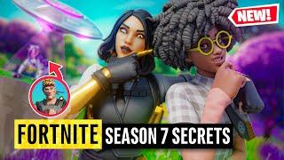 Fortnite | 7 Story Secrets HIDDEN in Season 7