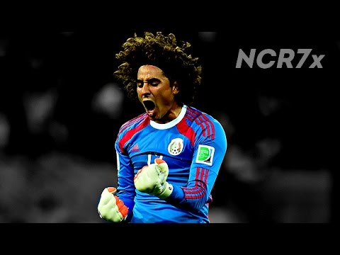 Guillermo Ochoa ● Underrated Saves Show ● 2016 ||HD||