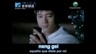 Kiss Goodbye Karaoke español - Wang Lee Hom