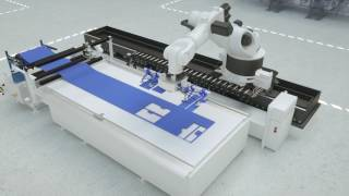 Automated manufacturing solutions from Airborne