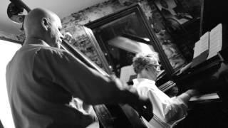Uri Caine & Mark Helias at Mezzrow