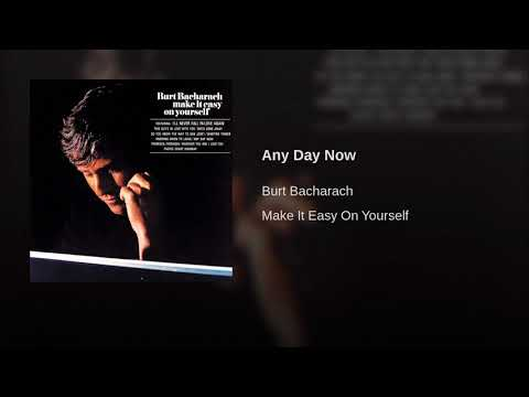 Any Day Now Burt Bacharach