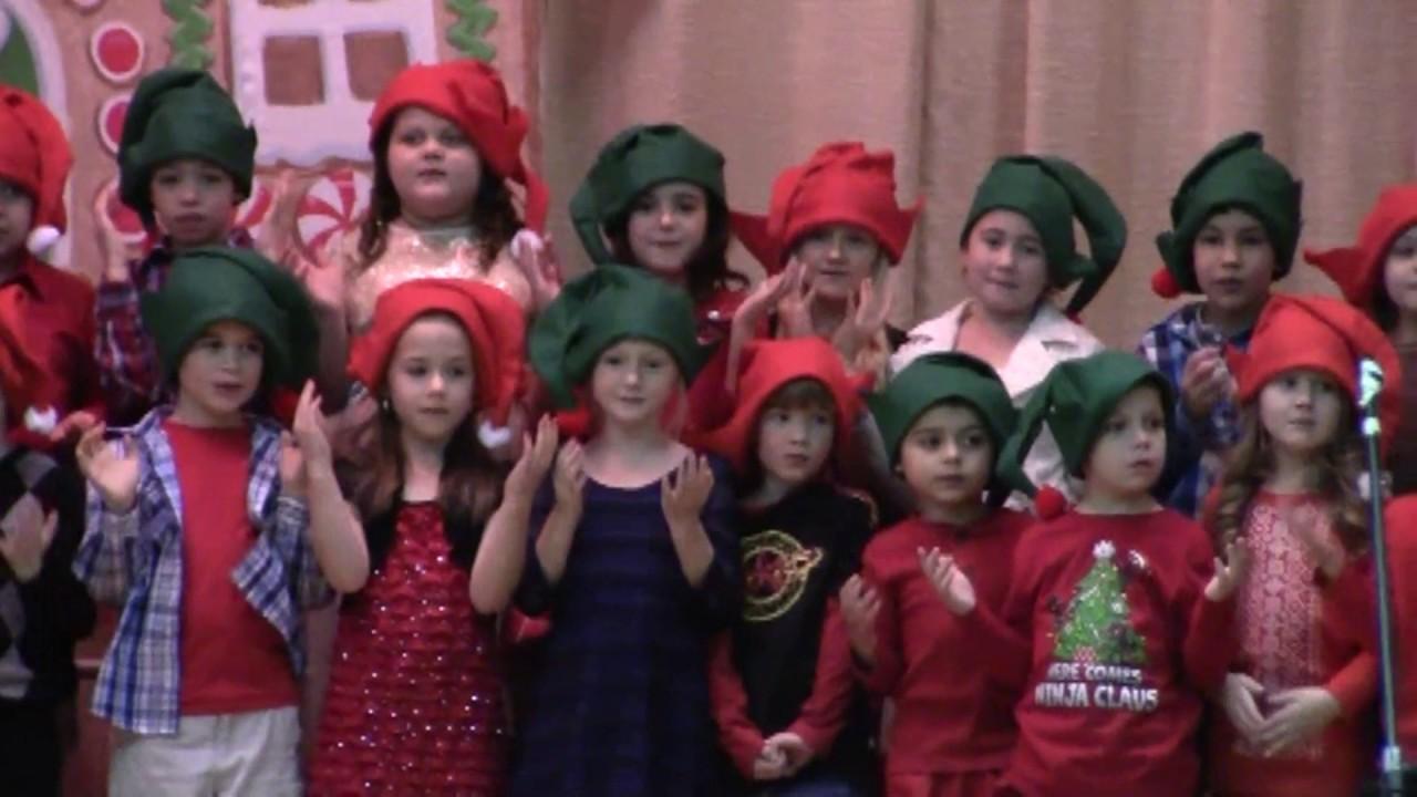 Mooers Elementary Christmas  12-15-16