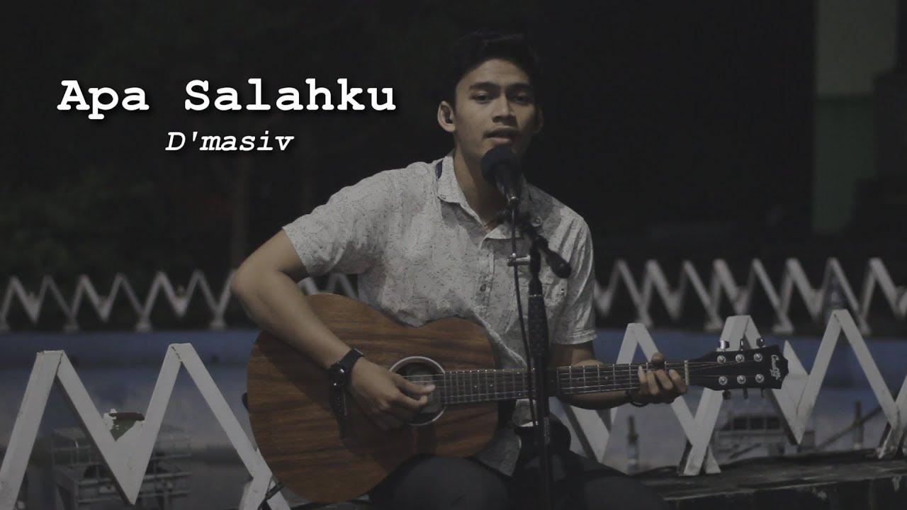 Apa Salahku-D'masiv (Adimas Cover) - YouTube