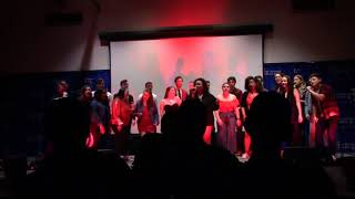 Exes and Ohs: Redline A Cappella Invitational 2018