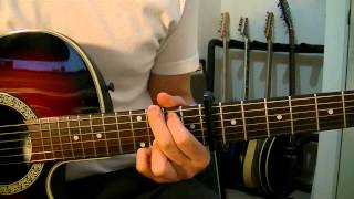 James Blunt | You're Beautiful | Guitar Cover HD