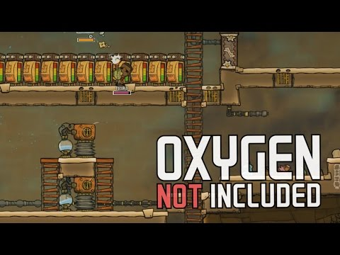 Oxygen Not Included - Ep. 6 - Carbon Dioxide Scrubbers! - Let