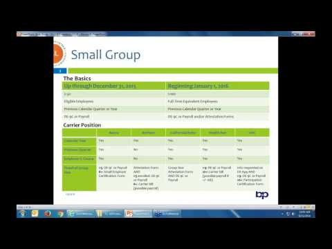 51-100: Maintaining Composite Rates in Small Group