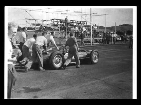 1953 BRM V16 Mk2 - Pure Sound