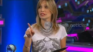 Saludos en Diario de Medianoche – Telefe Noticias