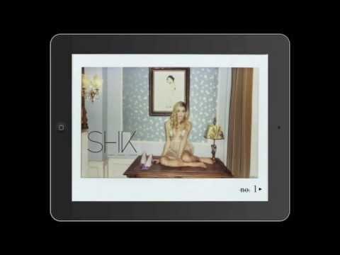 SHK Fashion & Lifestyle Tablet Magazine l Mag+