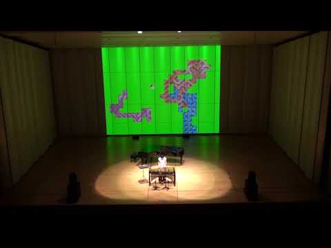 Edmund Campion 'Losing Touch' for vibraphone & live electronics
