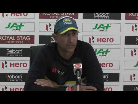Day 3 Post Match Press Conference – Sri Lanka vs Zimbabwe Only Test