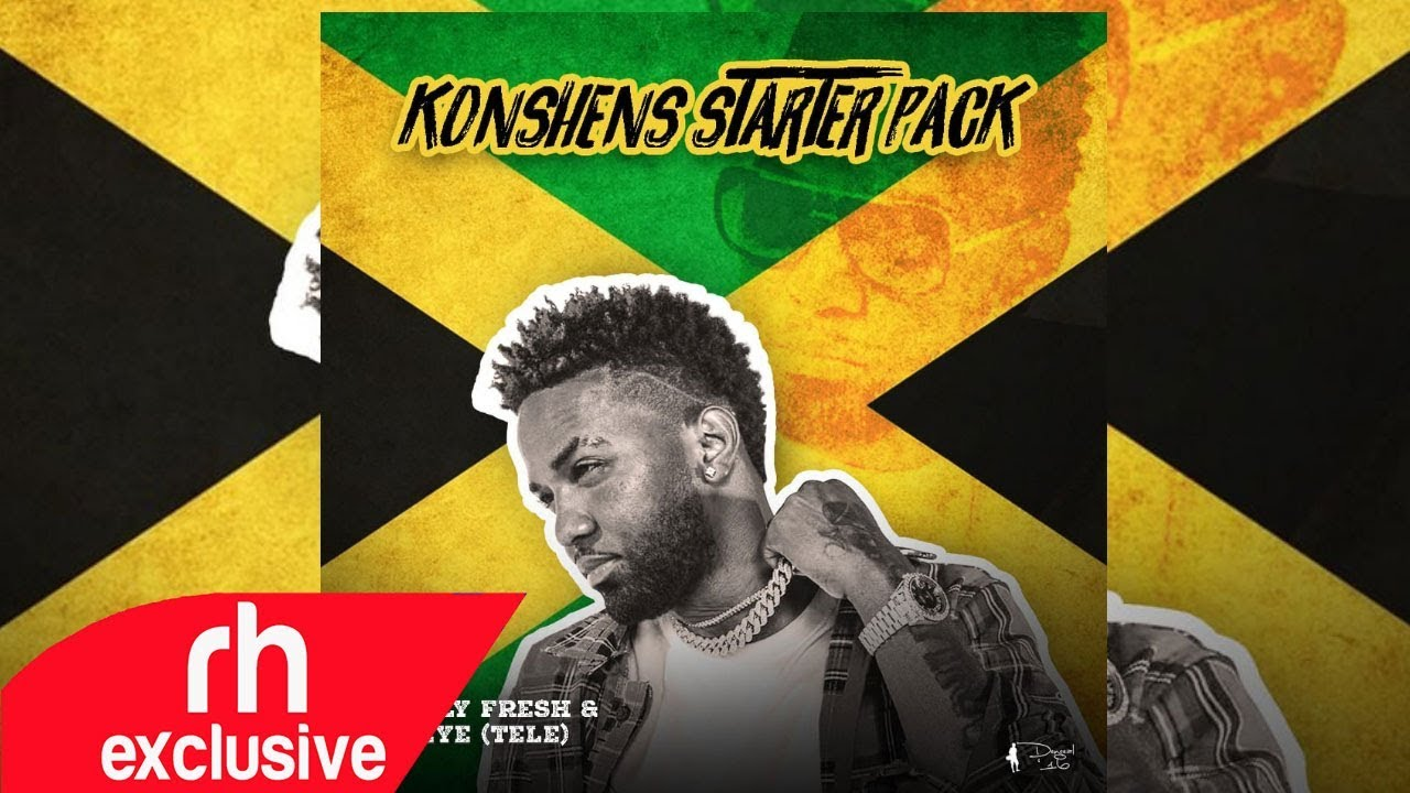 KONSHENS 2019 MIX, KENYA CONCERT Starter Pack MIX -   DJ ALLY FRESH X RED EYE ( RH EXCLUSIVE)