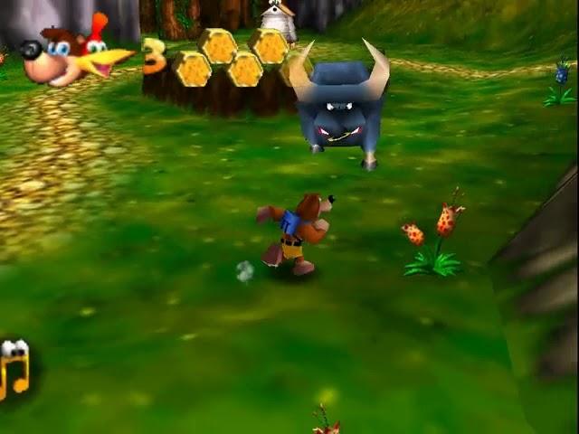 Jouez à Banjo-Kazooie sur Nintendo 64 grâce à nos bartops et consoles retrogaming