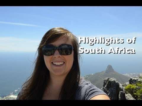 Highlights of South Africa - Travel Yourself