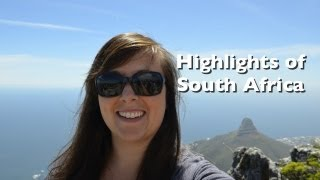 Highlights of South Africa – Travel Yourself