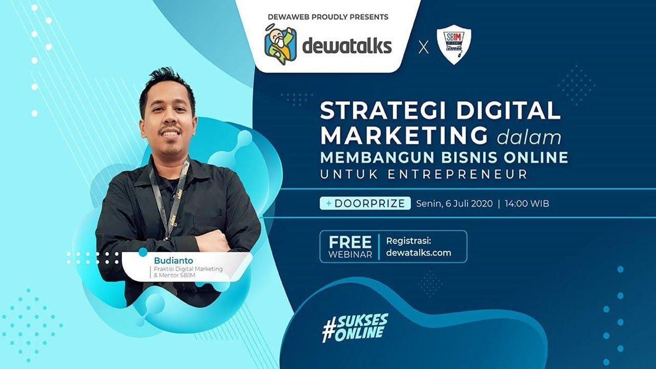 Strategi Digital Marketing dalam Membangun Bisnis Online ...