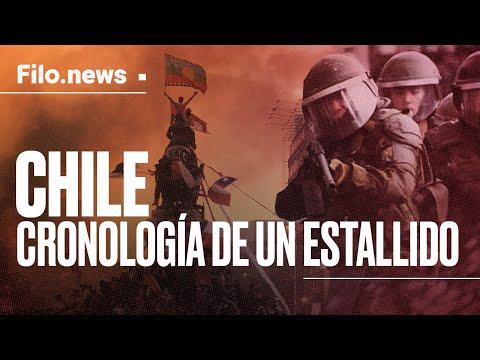 Qué pasa en Chile: Cronología de un estallido | Filo.news