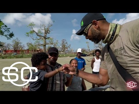 Tim Duncan serving as a voice for the U.S. Virgin Islands | ESPN