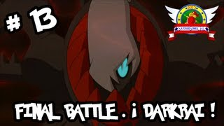 pokpark 2 un mundo de ilusiones parte 13 the final battle darkrai