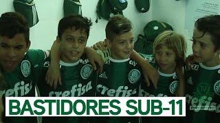 Grêmio Osasco 0x2 Palmeiras - Quartas de final - Paulista Sub-11