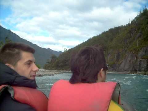 Lago Puelo (ARG) to Lago Inferior (CHI) 2009. (part 2)