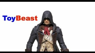 Assassin's Creed Series 3 Action Figure - Arno Dorian Review